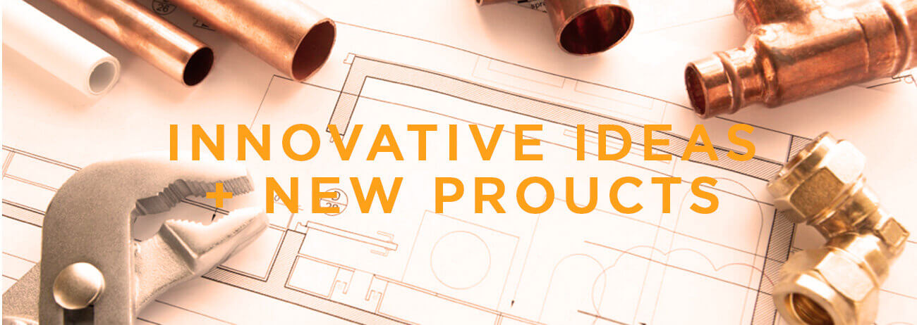 Innovative Ideas & New Products